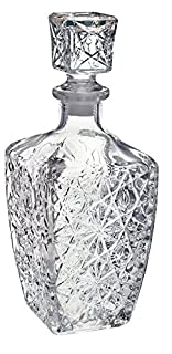 Bormioli Rocco Dedalo 26.4 oz. Decanter with Stopper (B002IT6X34) | Amazon price tracker / tracking, Amazon price history charts, Amazon price watches, Amazon price drop alerts