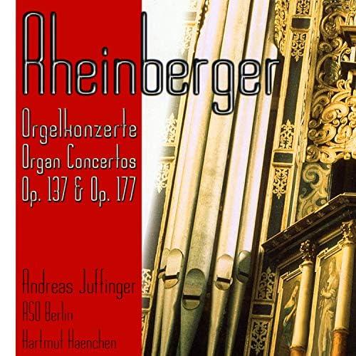 Berlin Radio Symphony Orchestra, Andreas Juffinger & Hartmut Haenchen