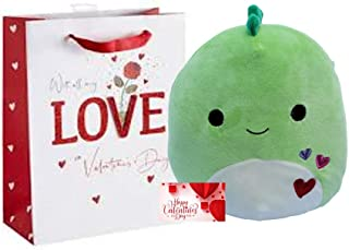 """Valentine's Day Squishmallows Gift Set 