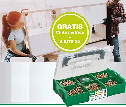 50 pezzi in nylon Tassello SD 6X 45 verde SPAX 4100000600457