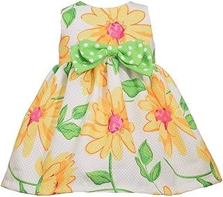Easter Dress Spring Daisy Dress for Baby Toddler and Little Girls