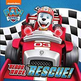 Ready Race Rescue! (PAW Patrol) by [Nickelodeon Publishing]