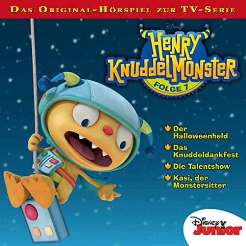 Henry Knuddelmonster 7 Titelbild