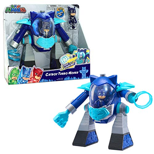 PJ Masks - Robot Turbo Movers Gatuno (Bandai JP95506)