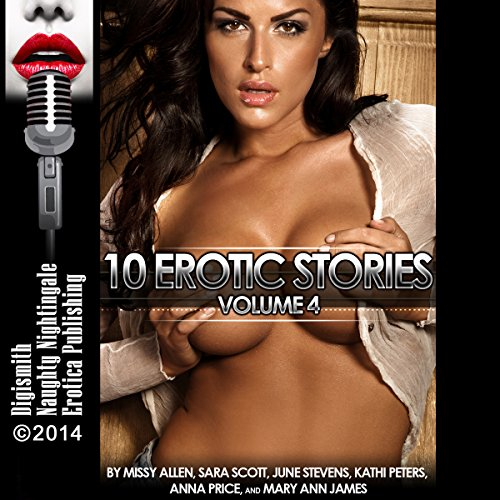 10 Erotic Stories, Volume 4 audiobook cover art