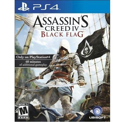 Assassins Creed IV B F PS4 (Please see item detail in description)
