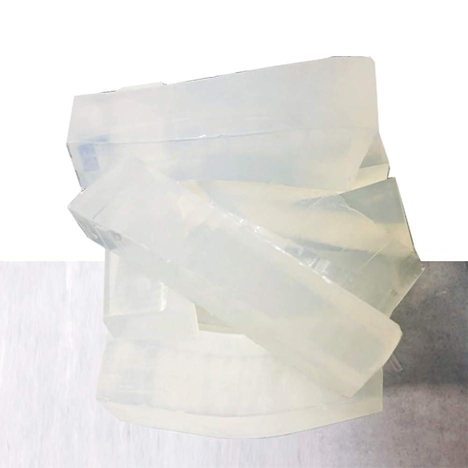 カポック狂気酸化するグリセリンソープ(MPソープ)2kg(2,000g)クリア