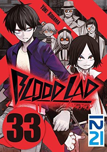 Blood Lad - chapitre 33