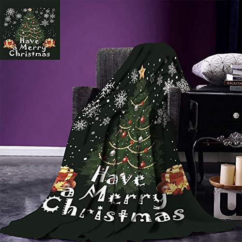 BEDLT Blanket microvezeldeken, extra zacht, zware deken, als slaaphulp, volwassenen en kinderen