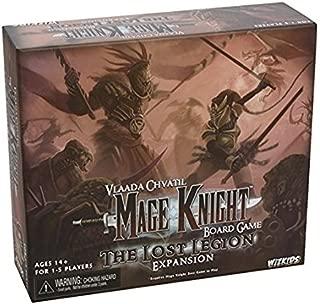 NECA Mage Knight Lost Legion Expansion Board Game