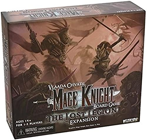 Wizkids Mage Knight - The Lost Legion
