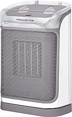 Rowenta SO9280 Excel Aqua Safe keramisk värmare, två effektnivåer, elvärme, badrum, energibesparing, interiör, för 25 m2 rum