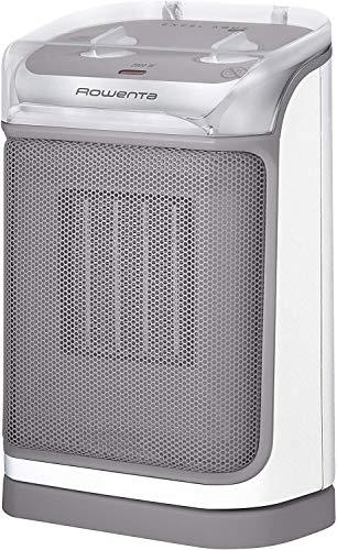 Rowenta SO9280 Excel Aqua Safe keramische ventilatorkachel, twee standen, elektrische verwarming, badkamer, energiebesparend, binnenruimte
