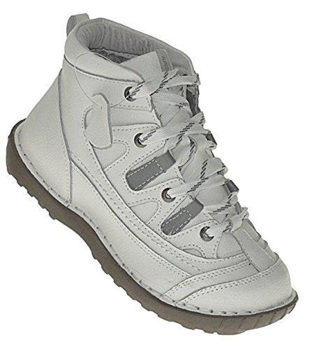 Bootsland 854 Winterstiefel Damenstiefel Stiefel Winterschuhe Damen, Schuhgröße:37