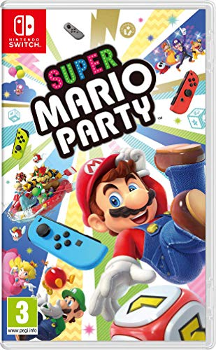 Super Mario Party Import Italien