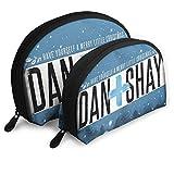 Bolsa de almacenamiento ligera Dan+Shay para cosméticos, bolsa de viaje, bolsa organizadora para mujer
