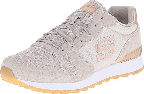 Skechers Originals OG85 Goldn Gurl Zapatillas de deporte Mujer, Gris (Tpe), 39 EU