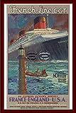 Le Normandie Rf1 – Poster / Reproduktion A3+ (33 x 48