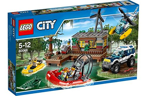 LEGO CITY ladrones 'Escondite - 60068.