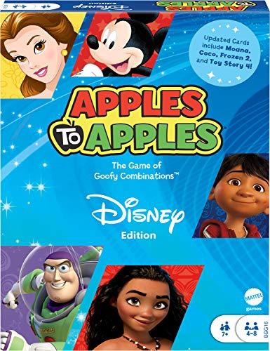 Mattel Games Disney Apples to Apples Game