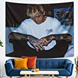 Li_l Pe_ep Tapestry Celebrity Merchandise Wall Tapestry for Party Bedroom Decor Birthday Gift 59x70in