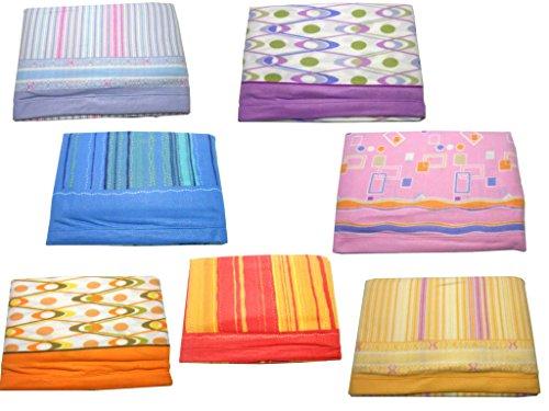 Juego de sábanas de forro polar suave para cama individual