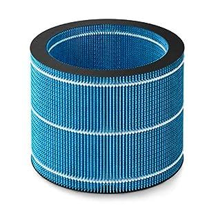 Philips FY3446/30 – Filtro di umidificazione, aria sempre sana con la Tecnologia NanoCloud con umidificazione all'insegna dell'igiene
