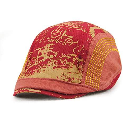 Accesorios para Sombreros para niños de algodón Puro, respetuosos con el Medio Ambiente, Transpirables y cómodos, Gorra de Moda Informal con Estampado Lindo y sin decoloración