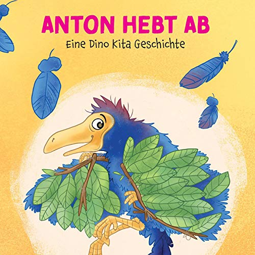 『Anton hebt ab』のカバーアート