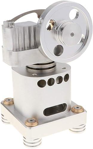 F Fityle Grünikale Stirlingmotor W ekraftgenerator Engine Verbrennungsmotor Bausatz P gogisches Spielzeug für Erwachsene und Kinder