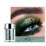 Wtouhe Maquillage Eyeshadow,2019 Chatoyante DéCoration Des Ongles DéCor D'Ombres PaupièRes DéCorer La Maison Cas De TéLéPhone Portable Lunettes Carte Faite Art Corporel 1 BoîTe Moins De 5 Euros
