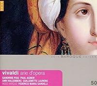 Arie D'Opera by Vivaldi.A. (2011-09-27)