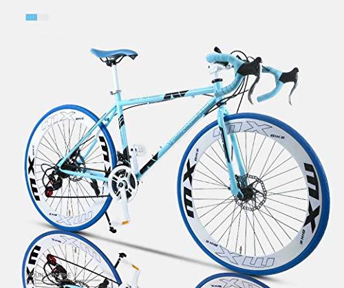 Camino de la bicicleta, de 24 velocidades de 26 pulgadas, bicicletas de...