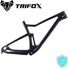 carbon mtb frame full suspension