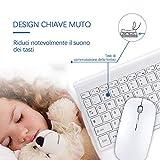 Zoom IMG-1 topmate combo tastiera e mouse