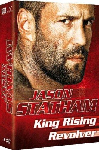 Coffret jason statham : king rising ; revolver [FR Import]