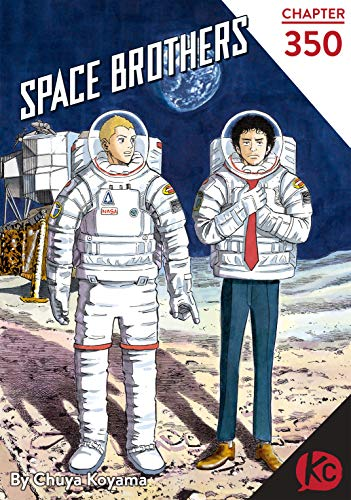 Space Brothers #350 (English Edition)