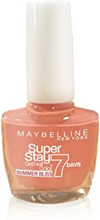 Maybelline Superstay 7 Days Gel Nail Polish - 873 Sun Kissed