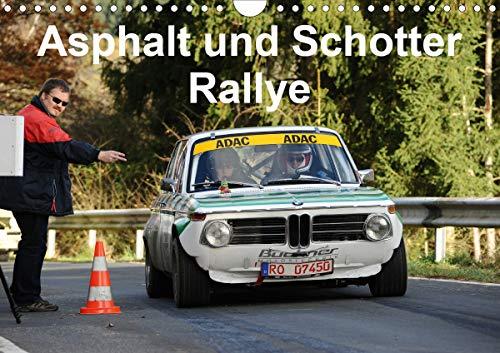 Asphalt und Schotter Rallye (Wandkalender 2020 DIN A4 quer)