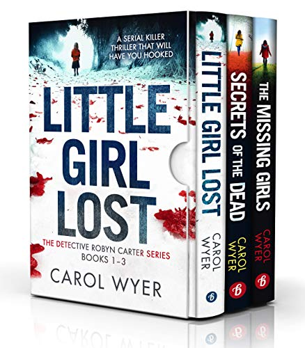 The Detective Robyn Carter Series: Books 1-3 (English Edition)
