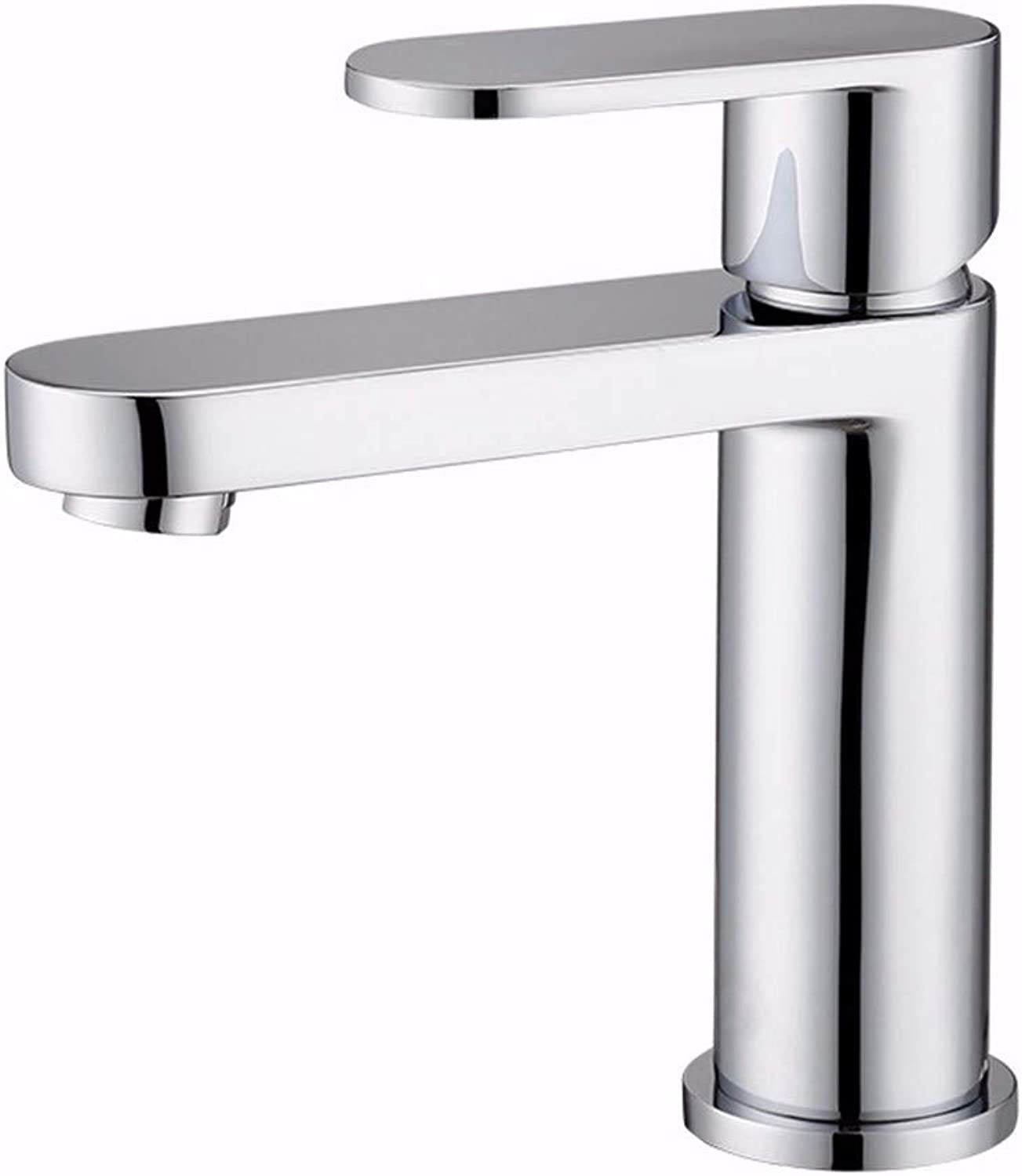 Yuanshuai88-Faucet Faucet single hole hot and cold basin washbasin faucet