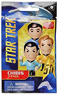 STAR TREK Chibis Figures