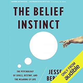 The Belief Instinct audiobook cover art
