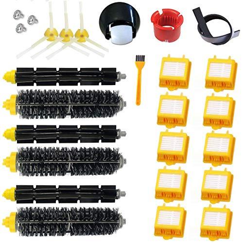 Supon Accesorios de repuestos de robot para robot 790 782 780 776 774 772 770 760 Juego de reemplazo de filtro de cepillo serie 700(00507)