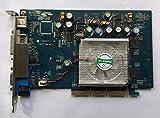 New GeForce 6200 128 MB GDDR3 AGP Graphics Card (for Windows 8 / 7 / XP ...) Tangca GeForce 6200 128MB GDDR3 VGA/DVI/S-Video Video Card, Computer Graphics Card, Gaming Graphics Card