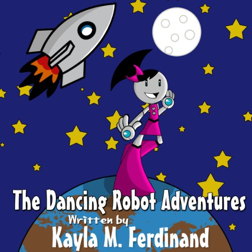 The Dancing Robot Adventures cover art
