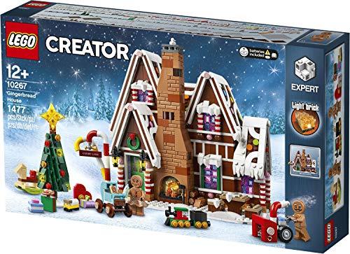 Lego Creator- Confidential, Color carbón (10267)