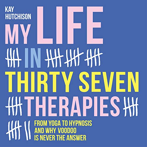 My Life in 37 Therapies cover art