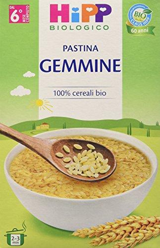Hipp Pastina Gemmine - 12 Pacchi da 320 g