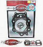 Hi-Caliber Powersports Parts Top End Engine Gasket Kit Set for 1998-2004 Honda TRX 450 Foreman S ES ATVs